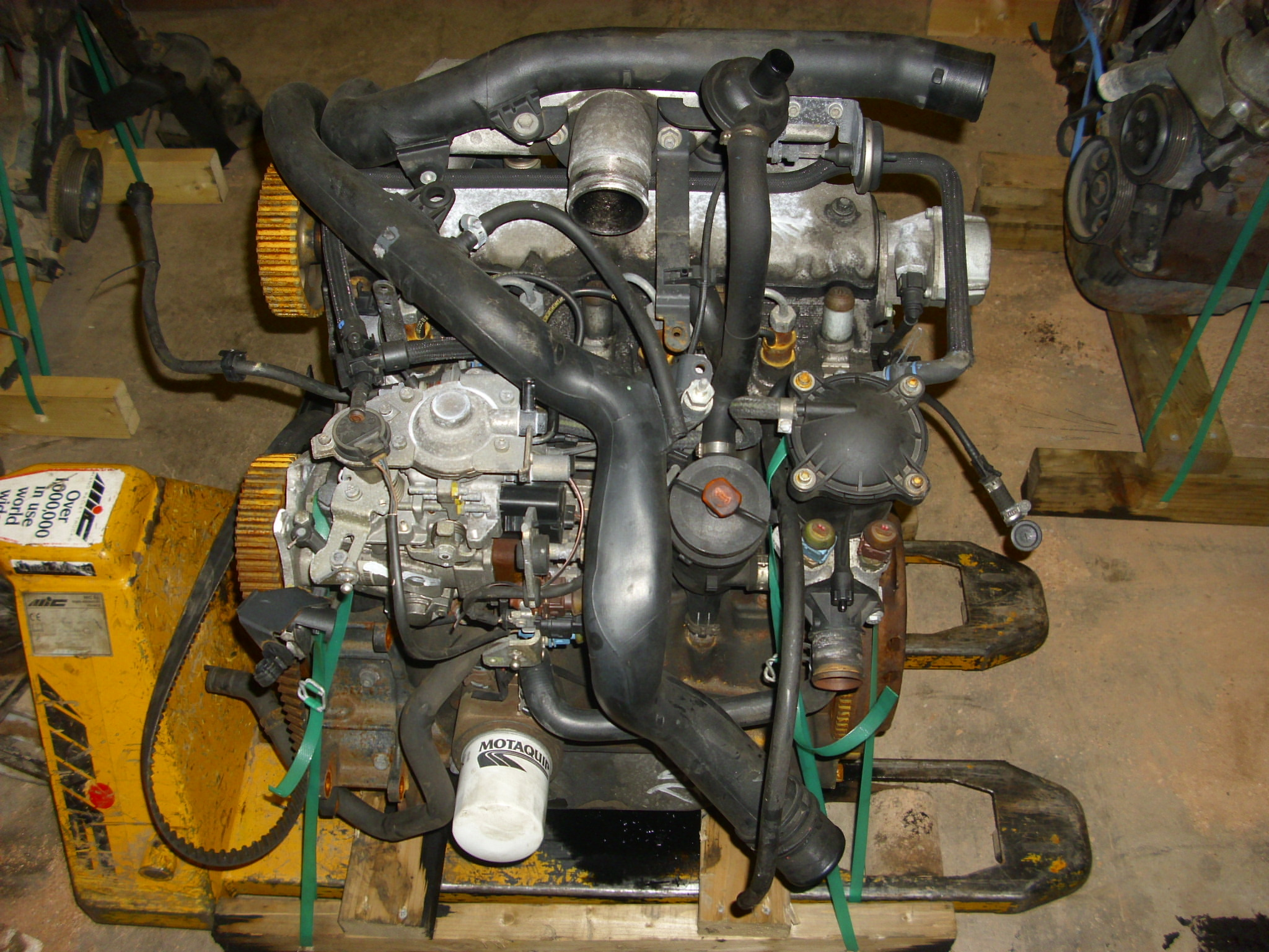 Какой дизельный двигатель можно 51
