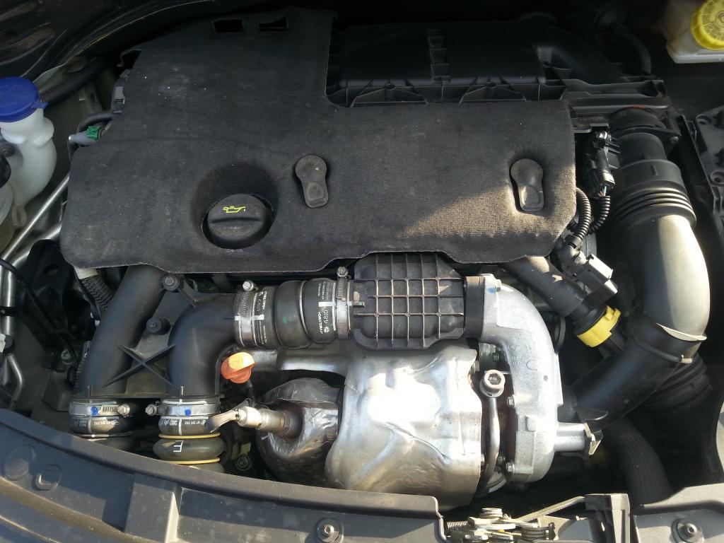 citroen c4 1.6 (110) мотор