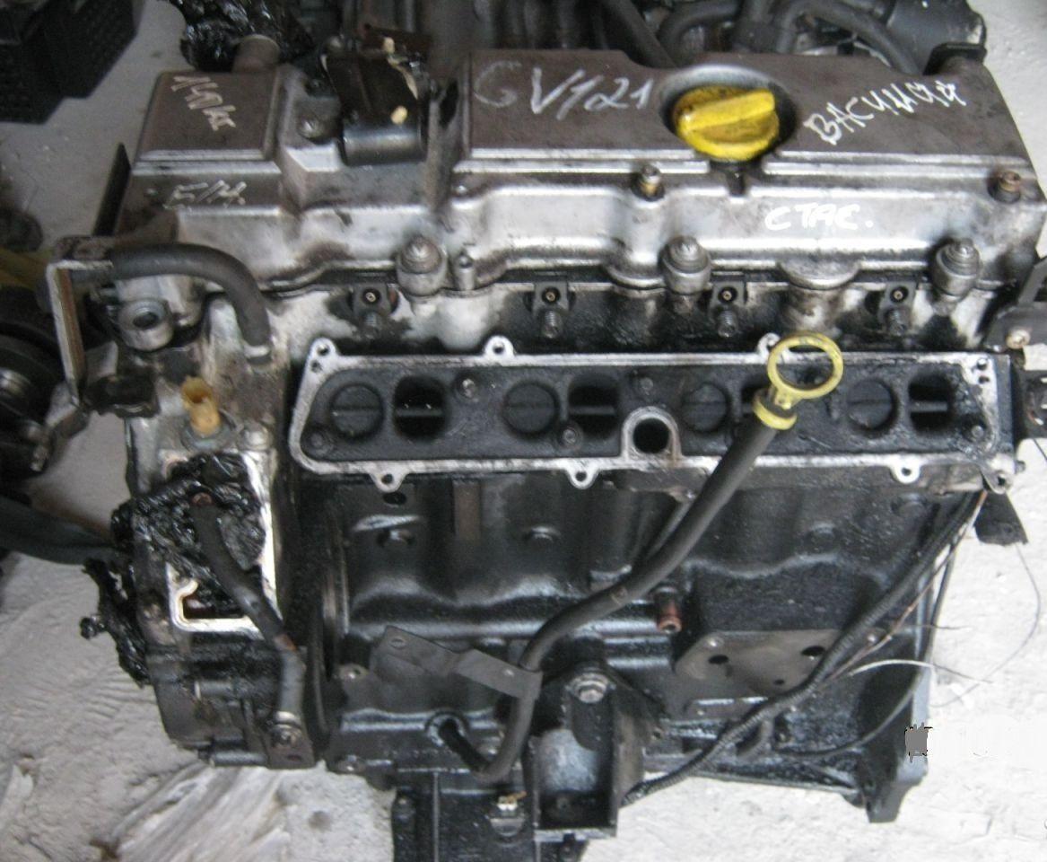 Двигатель опель фронтера 2.2
