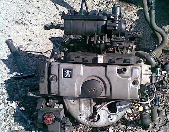 peugeot partner 1.4 ремонт двигателя